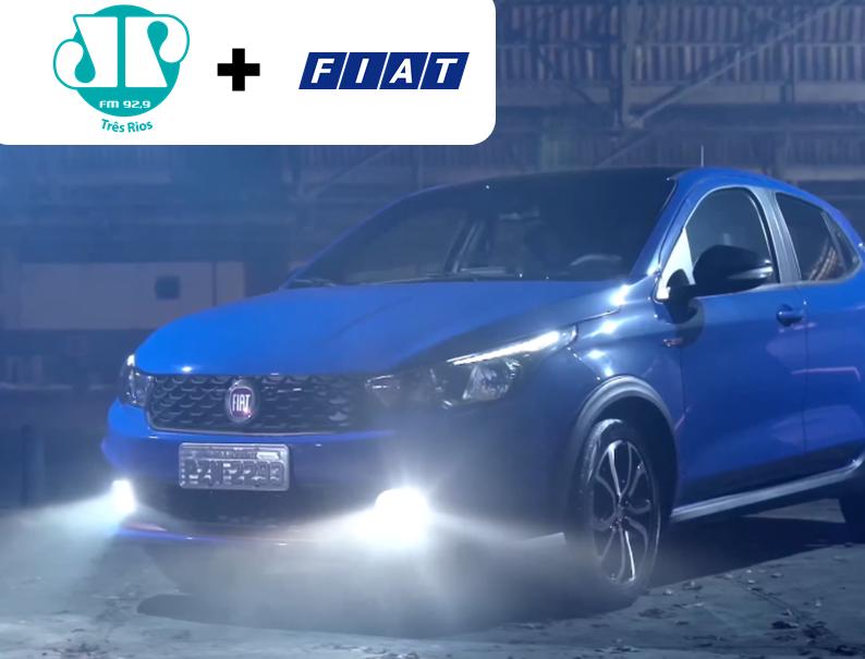 Lançamento Fiat Argo